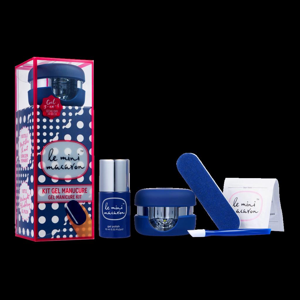 Manikyr Kit, Midnight Blue