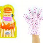 Handvård, Sweet Mandarin med handske