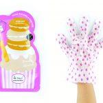Handvård, Vanilla Almond med handske