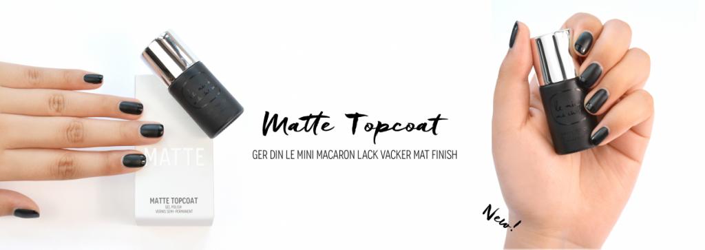 Matte Topcoat banner