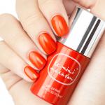 Hand och flaska, Blood Orange