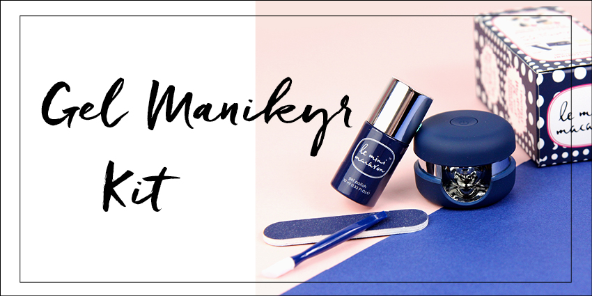 Gel Manikyr Kit